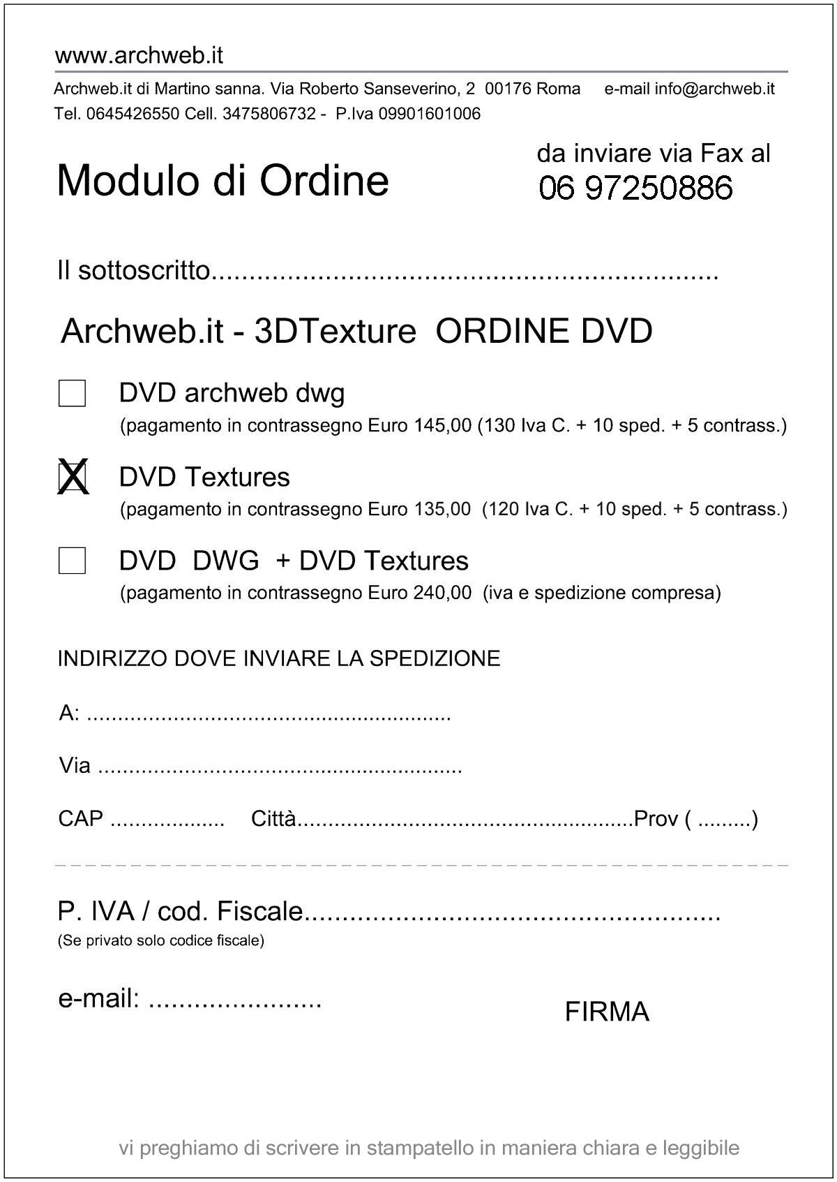 Rifisourre Dvd Banca Dati Archweb Dwg
